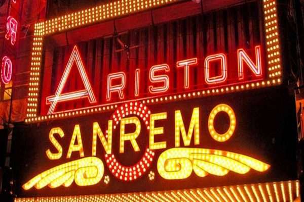 ariston festival sanremo, Фестиваль песни